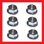 Sprocket Nuts + Washers (x4) - Honda Honda Dax